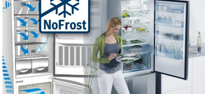 No Frost что это такое