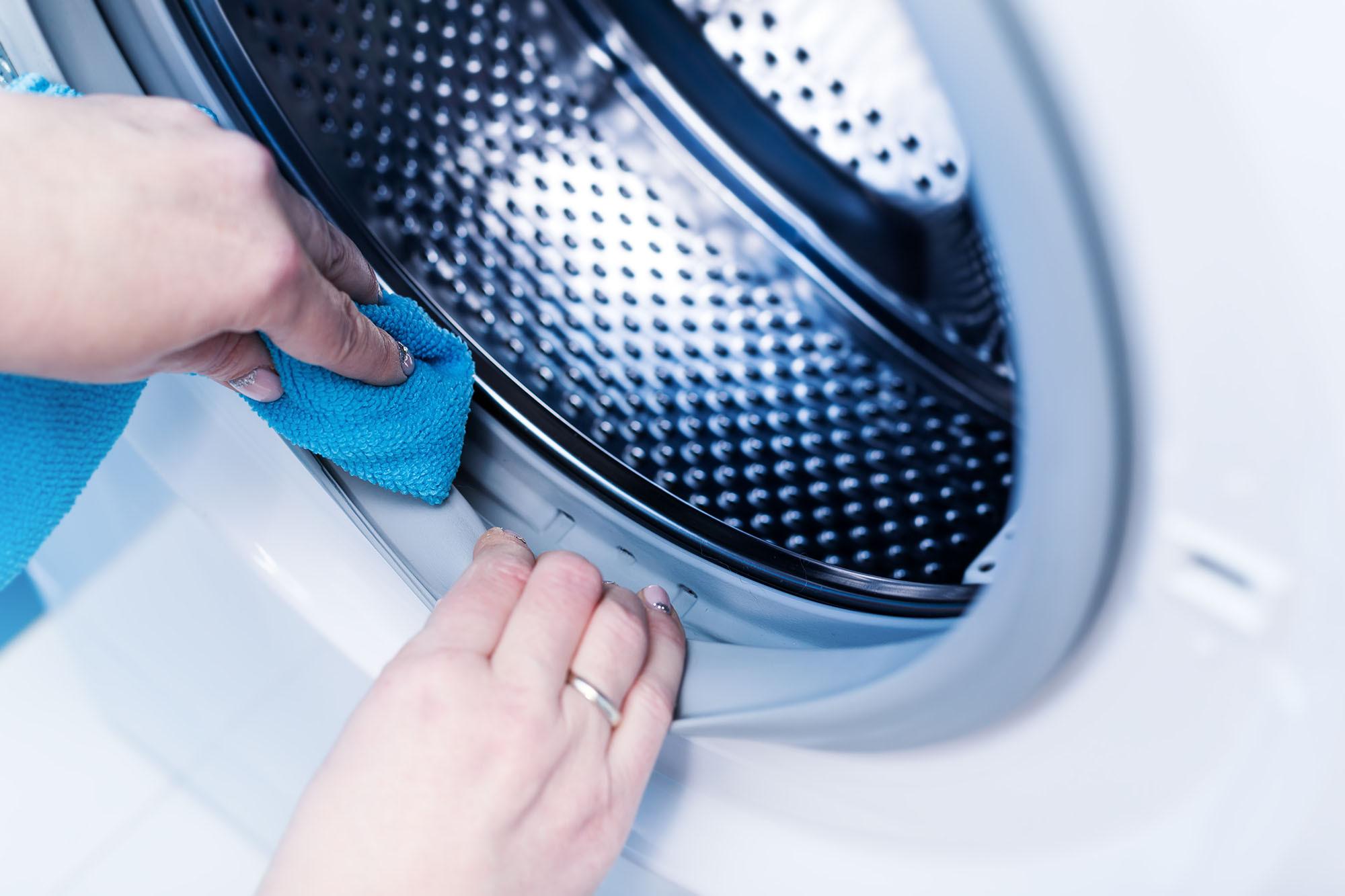 мытье стиральной машины