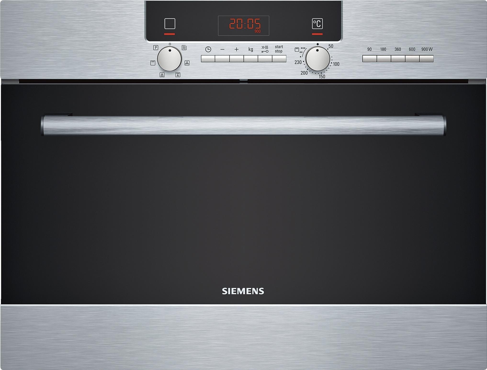духовка Siemens