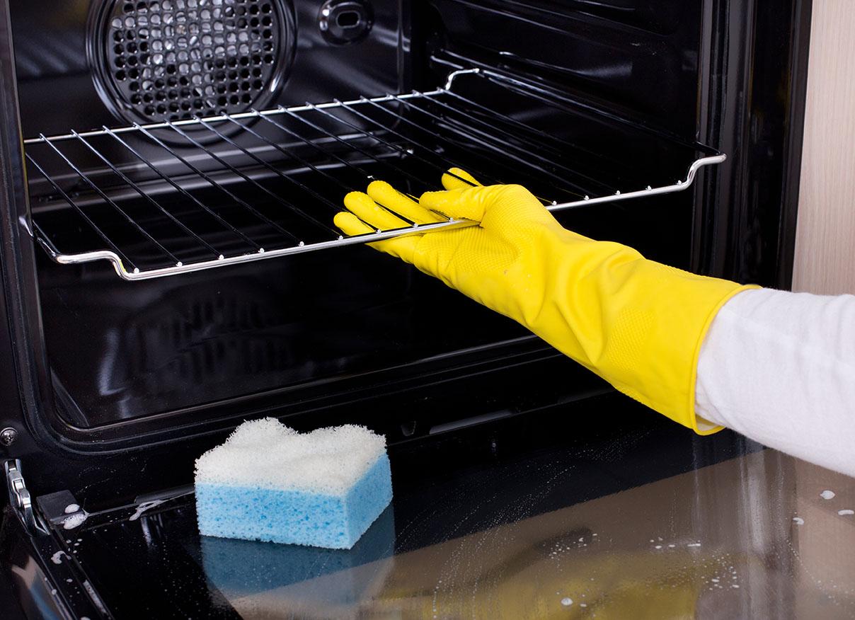 мытье духового шкафа