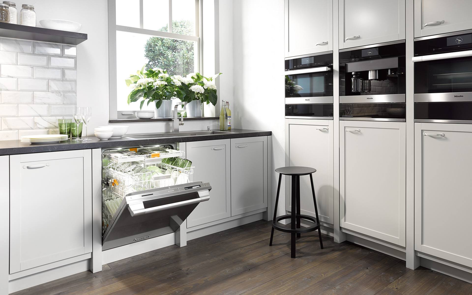 Посудомоечные машины Милле