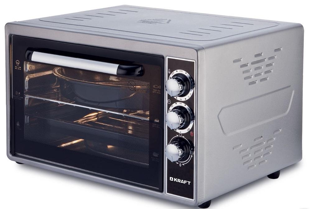 Электропечь Kraft KF-MO 3803 KGR