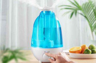 как промыть фильтр увлажнителя воздуха