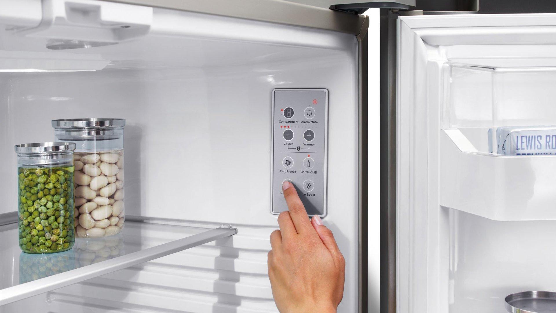 звуковой сигнал холодильника