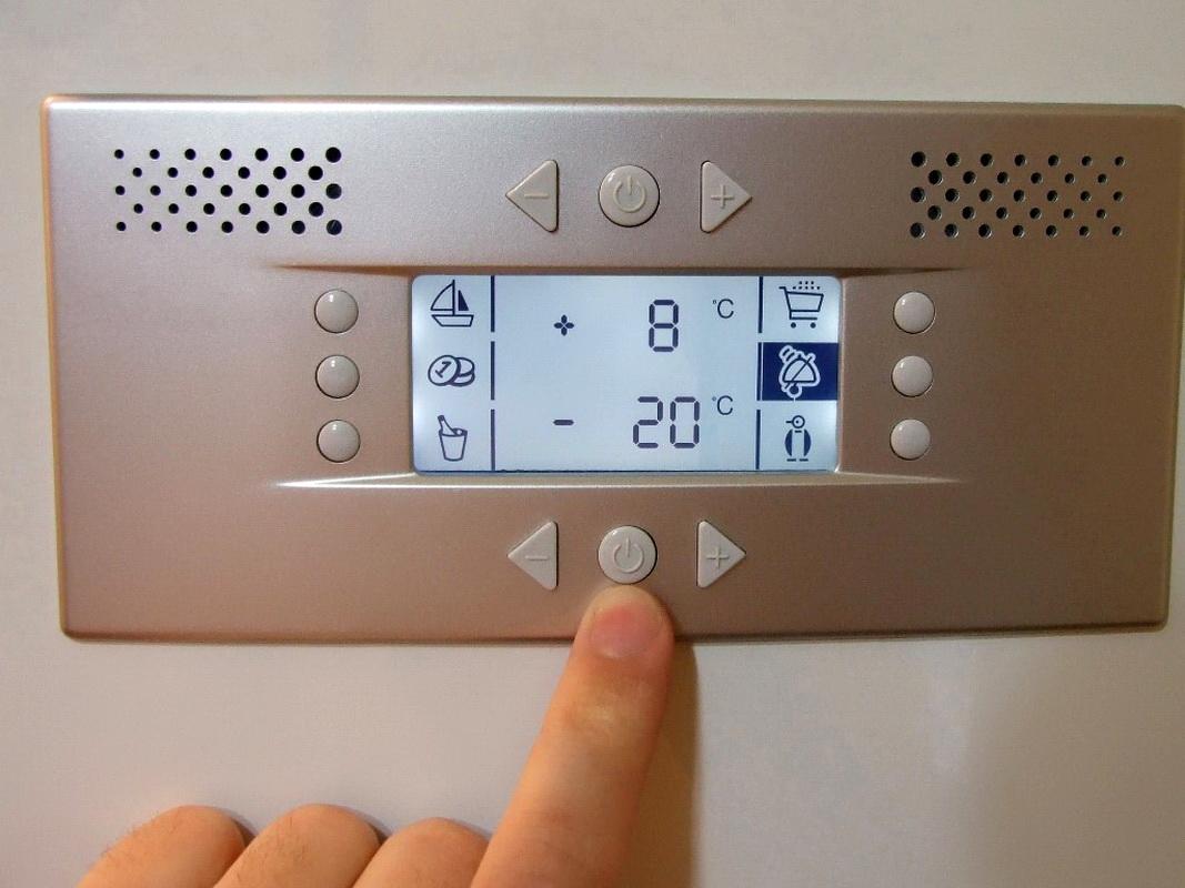 холодильник звуковой сигнал