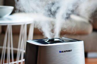 Как работает увлажнитель воздуха