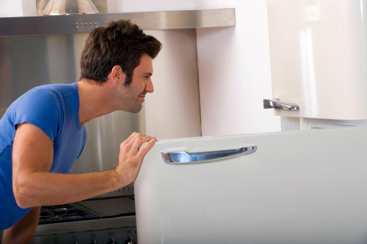 Отключение холодильника от сети