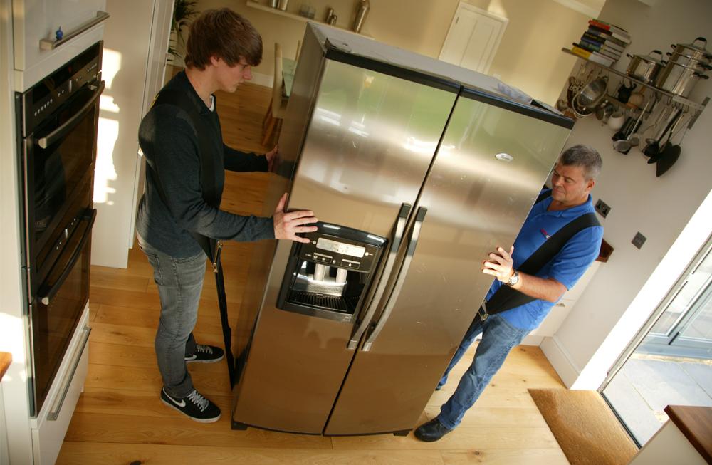 Правила перевозки холодильника