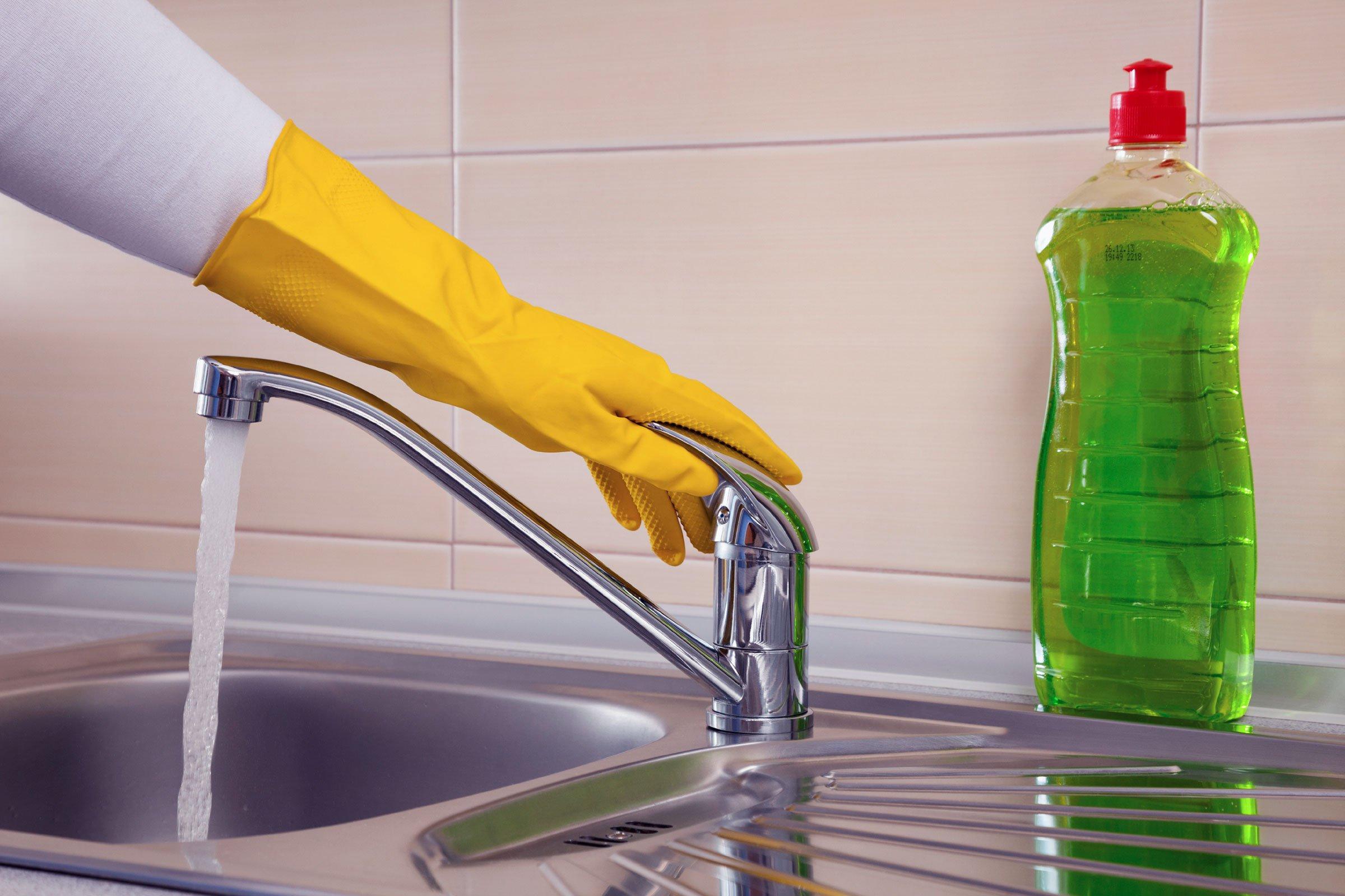 Средства для дезинфекции холодильника