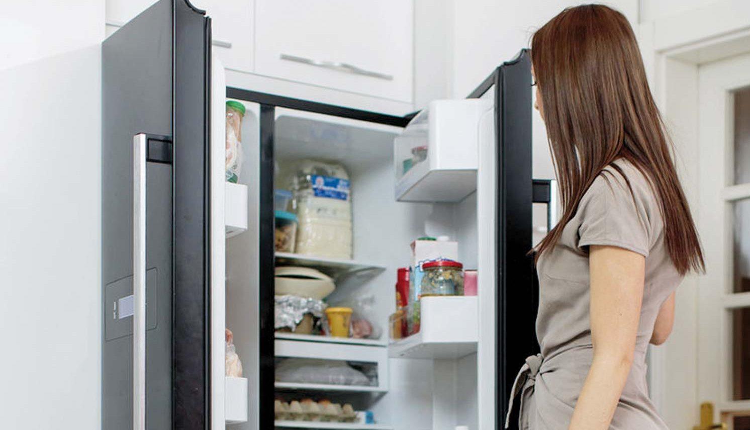 технология разморозки холодильника