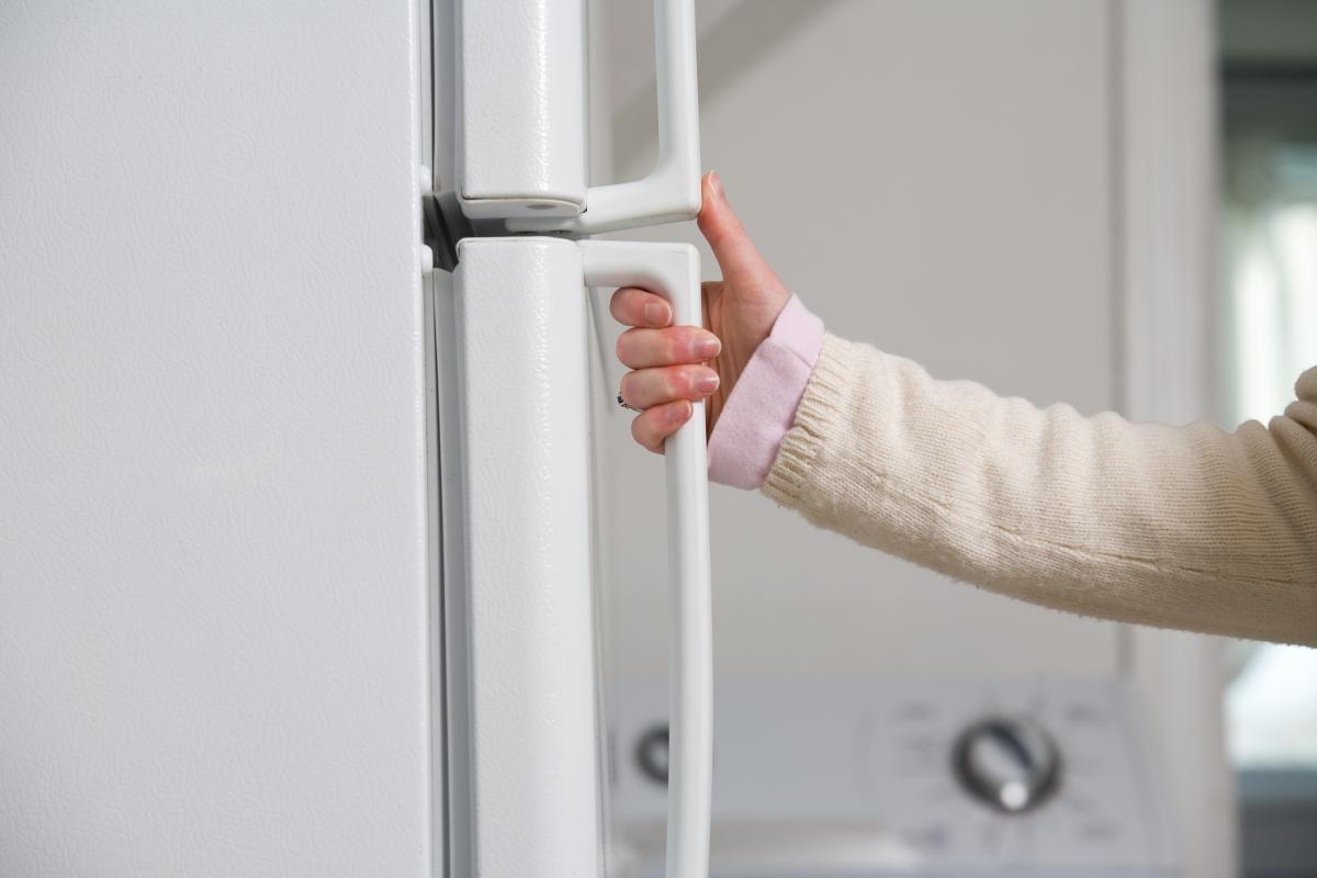 Включение холодильника после простоя