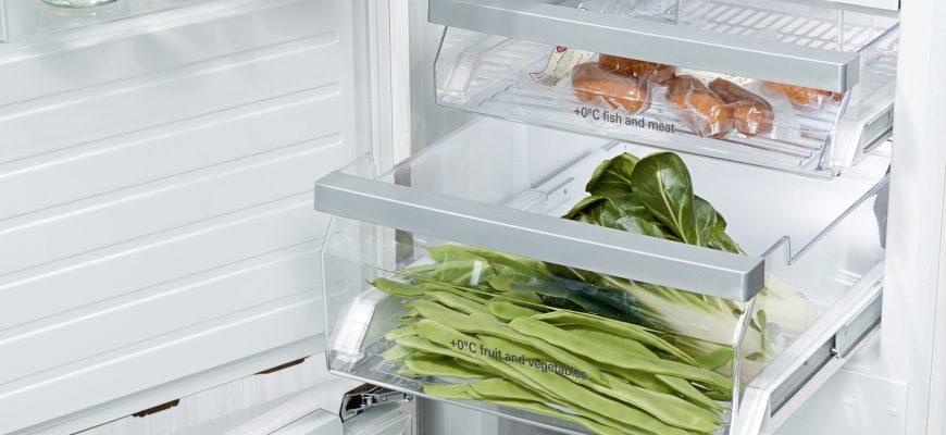 Влажность в холодильнике