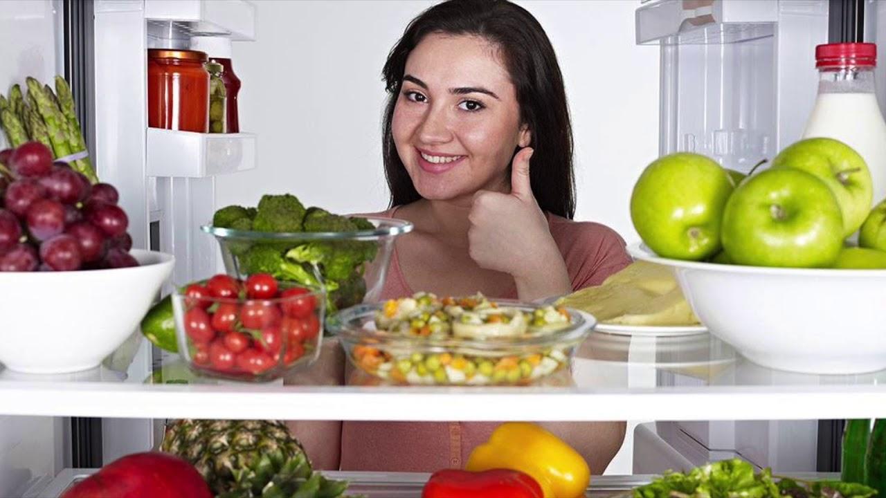 запах в холодильнике1