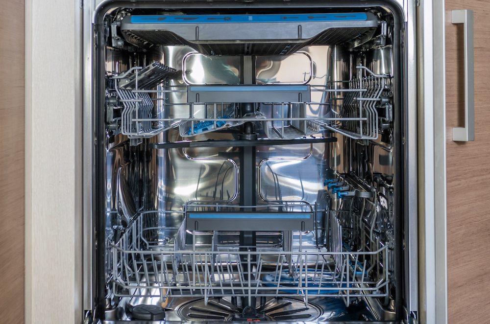посудомоечная машина для банок