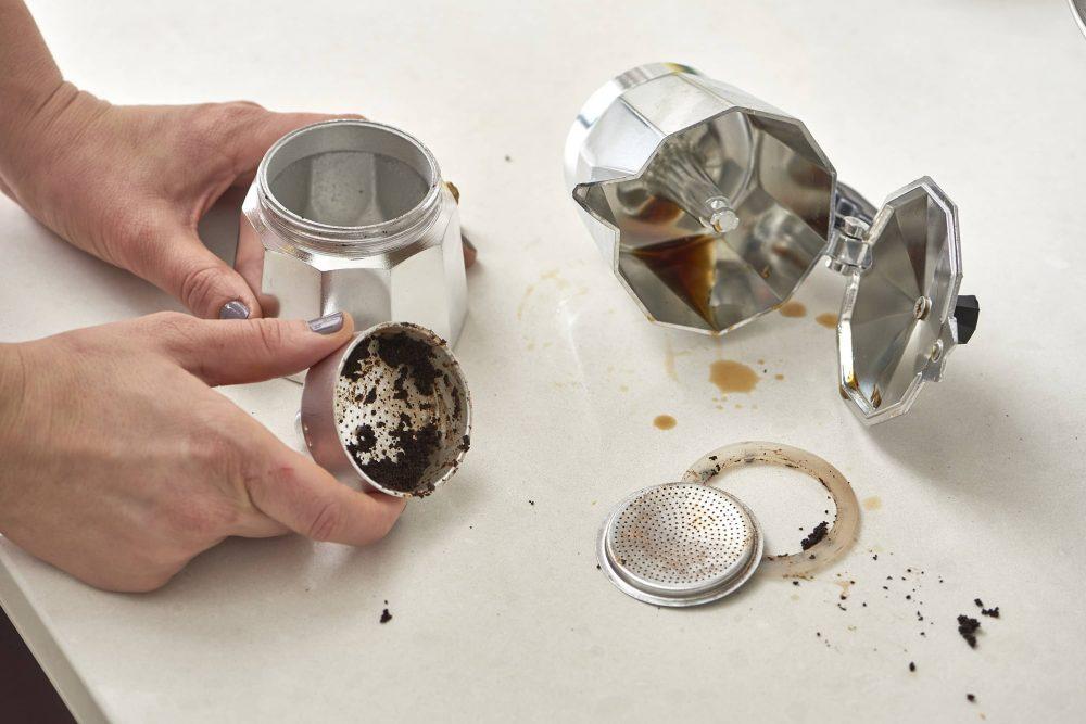 детали кофеварки