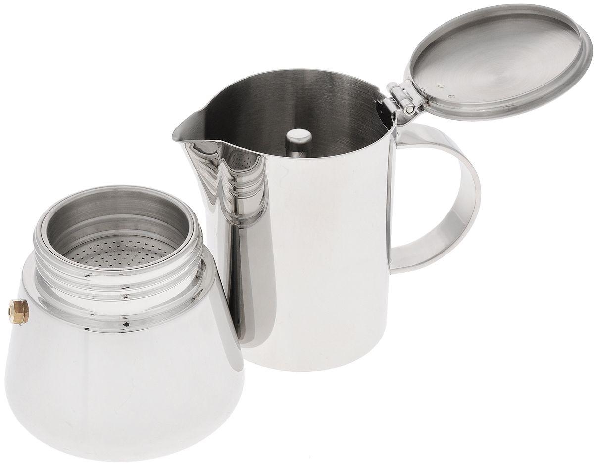 гейзерная кофеварка BergHOFF