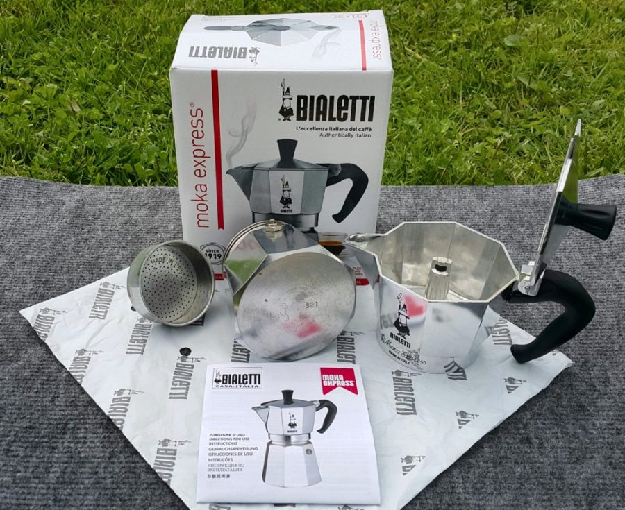 гейзерная кофеварка bialetti инструкция