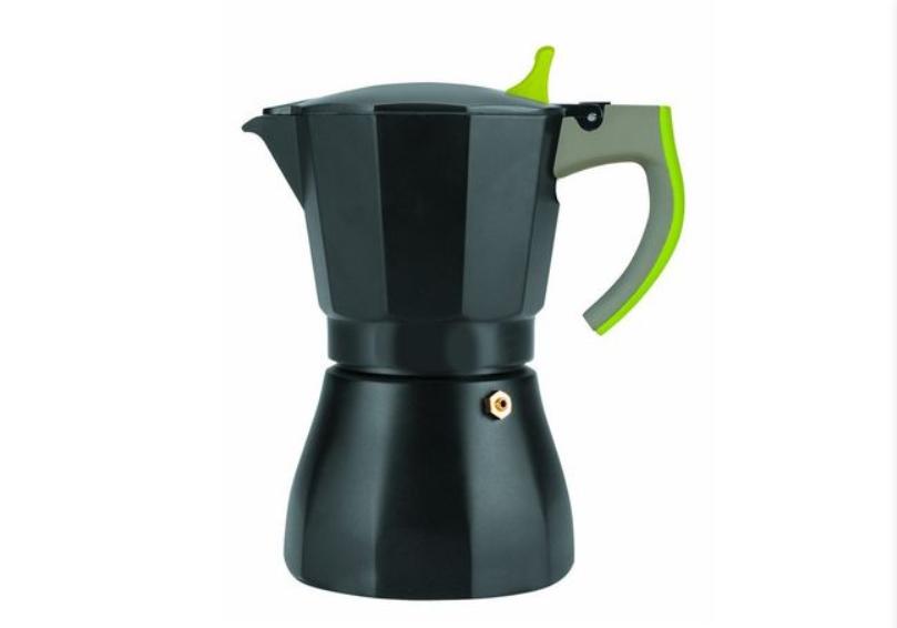 гейзерная кофеварка Ibili