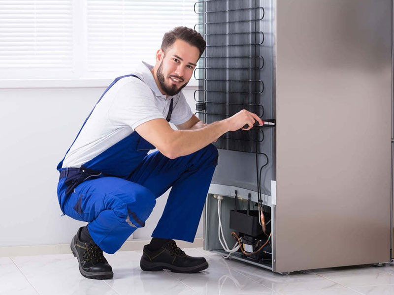 греется холодильник ремонт