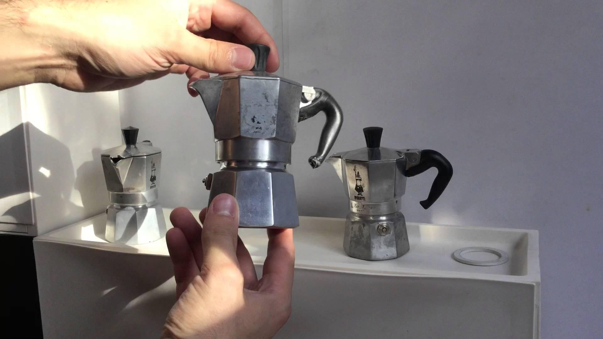Как чистить гейзерную кофеварку