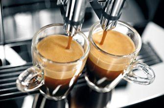 как правильно готовить кофе в кофемашине