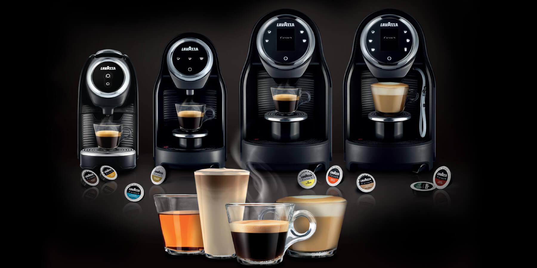 кофемашина Lavazza Firma