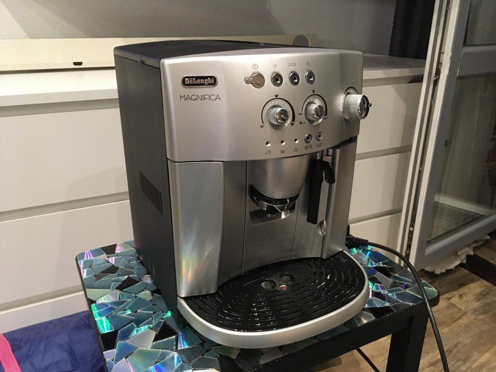 magnifica delonghi кофемашина инструкция