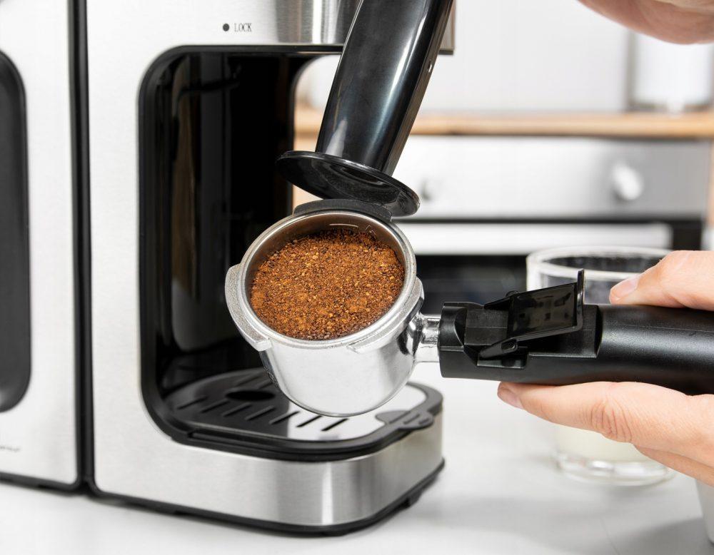 Настройка помола для кофемашины