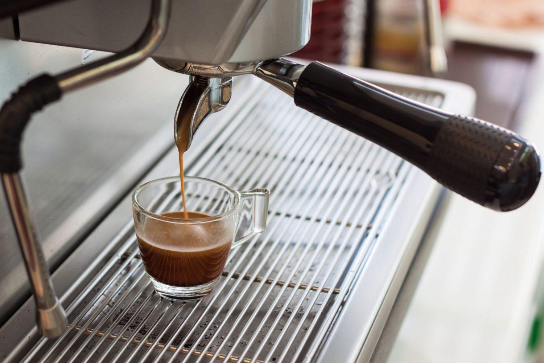 ручная очистка кофемашины