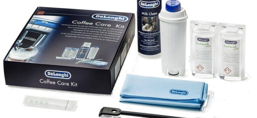 средство для чистки кофемашины delonghi обзор