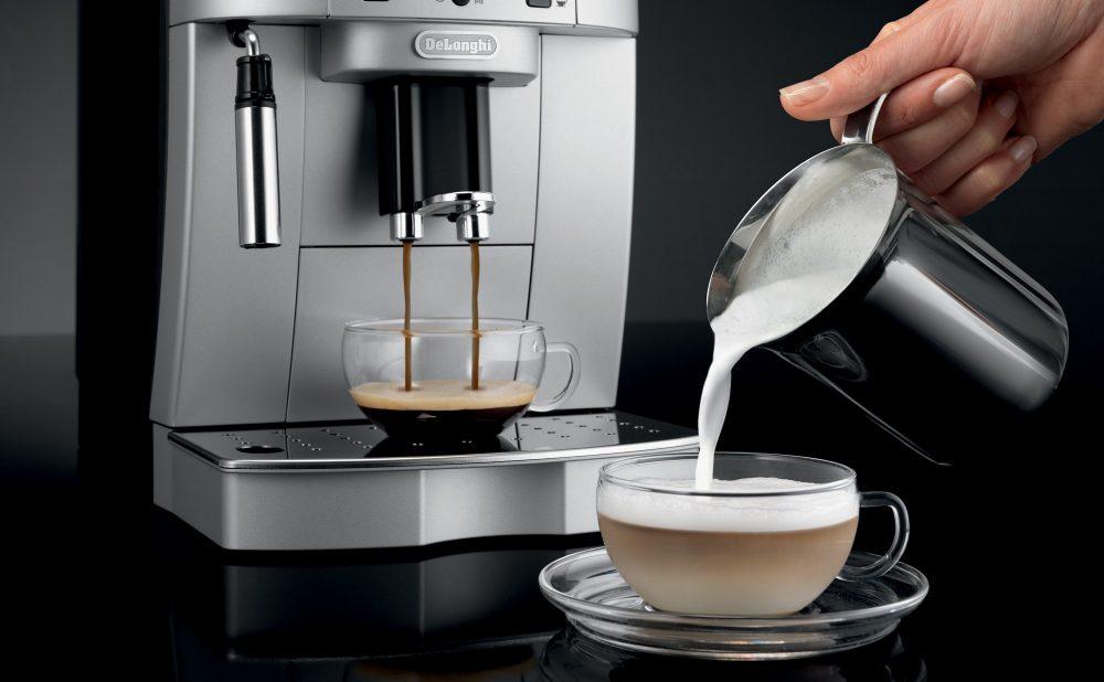 кофемашина делонги с капучинатором инструкция