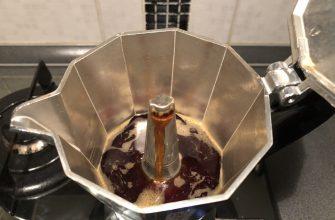 устранение неполадок в гейзерной кофеварке